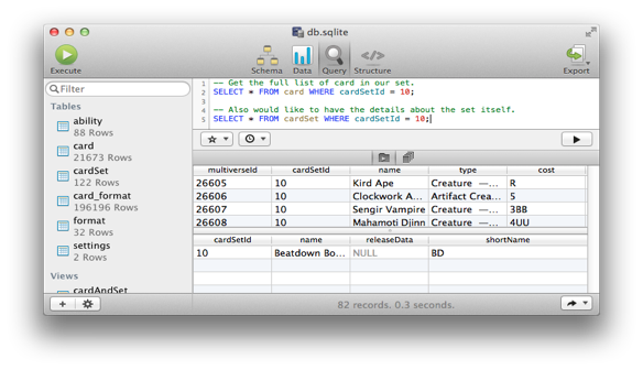 9 Best Mac OS X GUIs for SQLite as of 2019 - Slant